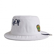 DAY OFF BUCKET HAT_WHITE