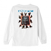 (164901482)ARTIFACTS L/S TEE-WHT