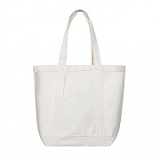PAVEMENT CANVAS BAG GS [WHITE]