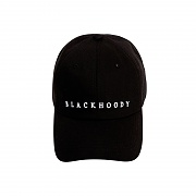BASIC LOGO SOFT CAP BLACK