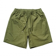 Cotton Half Pants Khaki
