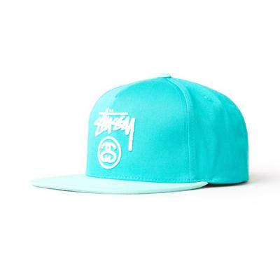 STOCK LOCK CAP-TEAL