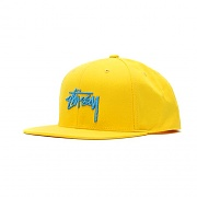 STOCK CAP-YELLOW.MINT