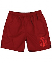BEACH SHORT PANTS_RED