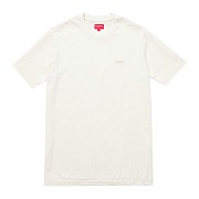 Overdyed Tee-White