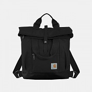 WOMENS BACKPACK HYBRID-BLK