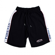 SIDE LINE SWEAT SHORTS_NAVY