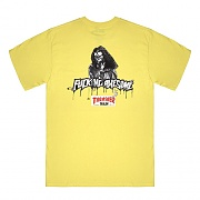 Trash Me Tee-Yellow
