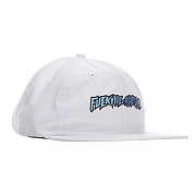 Outline Logo Hat-White
