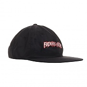 Outline Logo Hat-Black