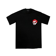 TRIPSHION DOPE BOY T-SHIRTS - BLACK