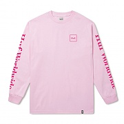 DOMESTIC LS TEE-PINK