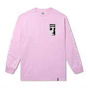 THE TYPE LS TEE-PINK