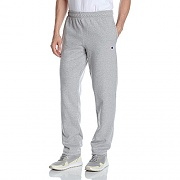 POWERBLEND FLEECE RLXD BTTM PANT-OGREY(806)