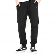 (P1022)POWERBLEND FLEECE JOGGER PANTS-BLK