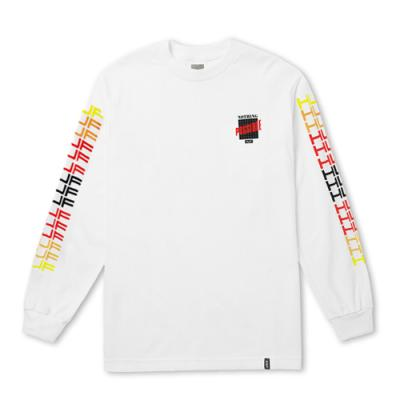 POSSIBLE LS TEE-WHT