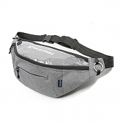 PROGRESS WAIST BAG ver.2 L.GRAY