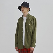 OXFORD SHIRTS GA [KHAKI](GAVS05)