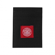 (100310081)REVOLT RED ID WALLET-BLK