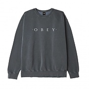 (112611578)NOVEL OBEY CREW-DBA