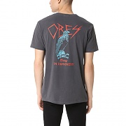 (166521545)LIVING IN DARKNESS TEE-DBA