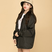 CRUIZE COACH JACKET-BLK