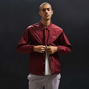 CRUIZE COACH JACKET-WINE