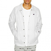 COACHES JACKET WEST BREAKER EDITION-WHITE