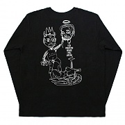 STILL LOVE YOU LONG SLEEVE-BLACK
