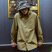 ORIENTAL WORK SHIRT_BEIGE