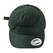 BALL CAP(GREEN STRIPE)