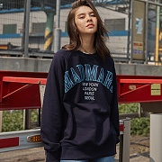 EMBROIDERED SWEATSHIRTS_NAVY