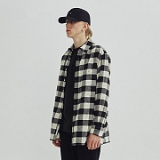 BUFFALO CHECK SHIRTS GA [BLACK]