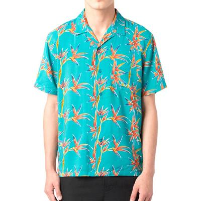BAMBOO SHIRT-TEAL