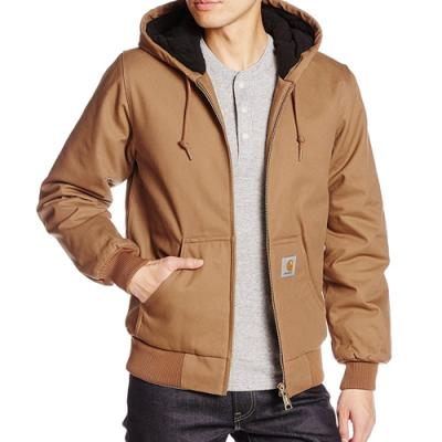 (I015278)ACTIVE JACKET-HAMILTON BROWN