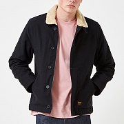 (I023604)SHEFFIELD JACKET-BLK