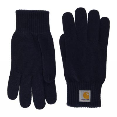 (I021756)WATCH GLOVES-NAVY