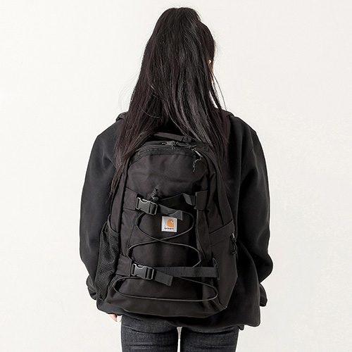 (I006288)KICKFLIP BACKPACK-BLK