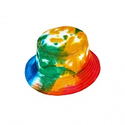 Tie-Dye-bucket hat Multi
