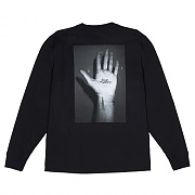 Dice Hand LS Tee-Black