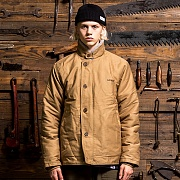 N-1 DECK JACKET-BEIGE