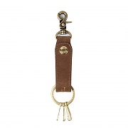 234# BASIC KEY RING- RIGID CORDOVAN