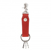 237#  BASIC KEY RING-RED