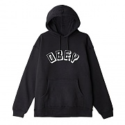 (111731644)OBEY NEW WORLD HOOD-BLK