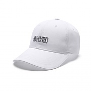 [어반플레이어스]HANDWRITING BALLCAP (WHITE)
