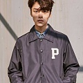 [어반플레이어스]WINDBREAKER COACHJACKET (NAVY)