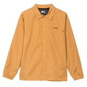 CRUIZE COACH JACKET-GOLD