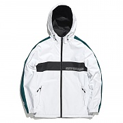 1718 DIMITO CHAMP JACKET D.WHITE
