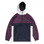 1718 DIMITO DOME JACKET D.PURPLE