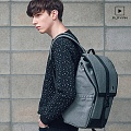 Zest Backpack_제스트 백팩(EB02MGRY)